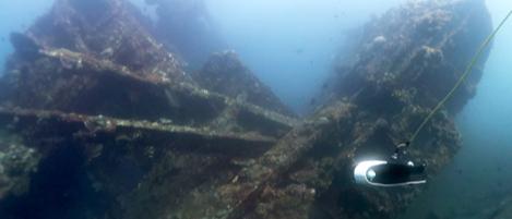 Navatics MITO Underwater ROV-Applications-4