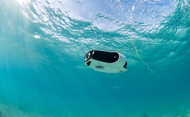 Navatics MITO Underwater Drone