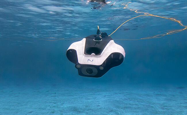 Underwater ROV drone Navatics MITO